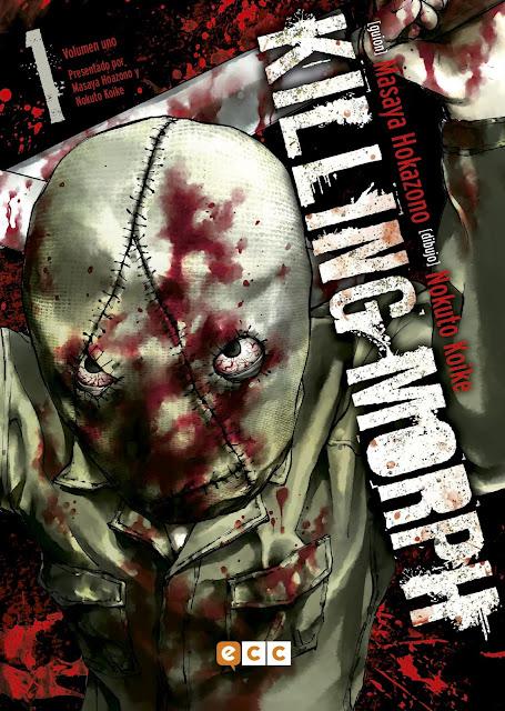 Novedades manga de terror para el XXIV Salón del Manga de Barcelona