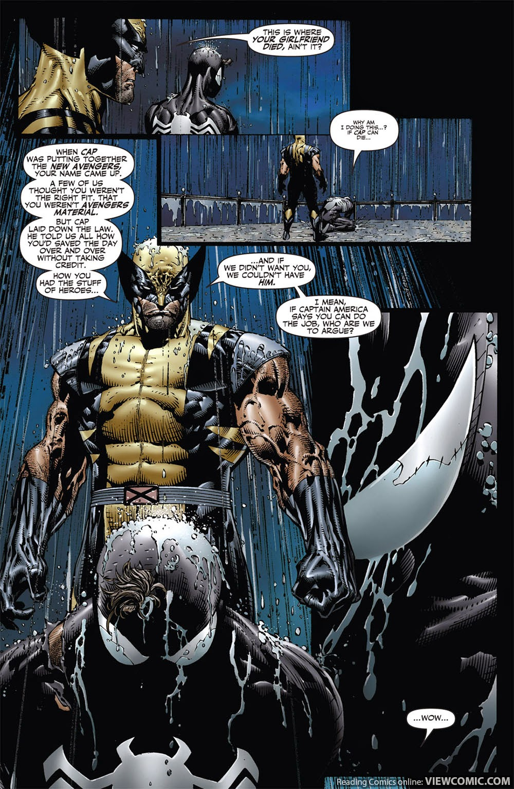 Fallen Son – Death of Captain America 04 (of 05) | Reading
