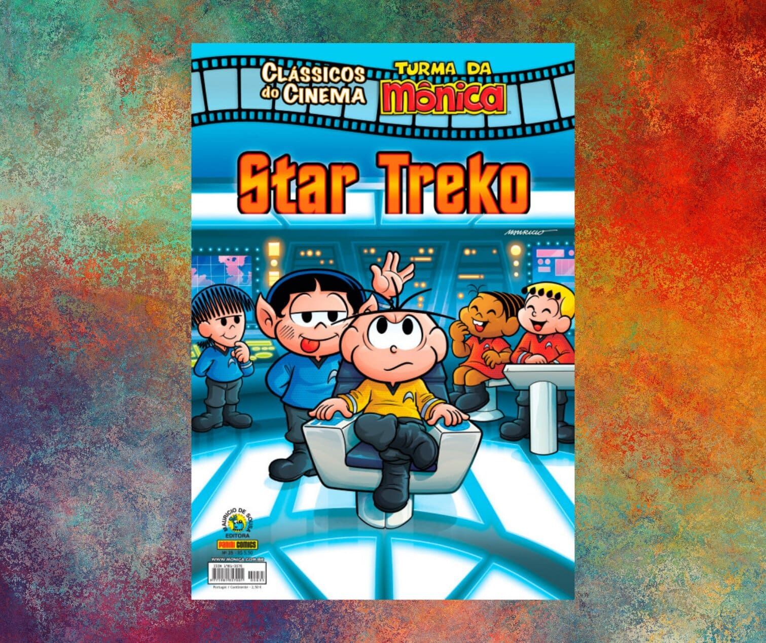 Resenha: Star Treko - Star Treko - Garotada nas Estrelas
