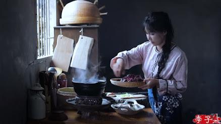 Profi Li Ziqi, Youtuber viral asal Tiongkok