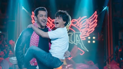 zero teaser of Shahrukh khan has release with Salman khan Eid wishes 2018