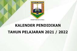 Kalender Pendidikan (Kaldik) 2021/2022 Semarang (PDF)