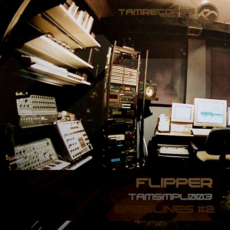 The Vinyl Frontier : Flipper Basslines #2
