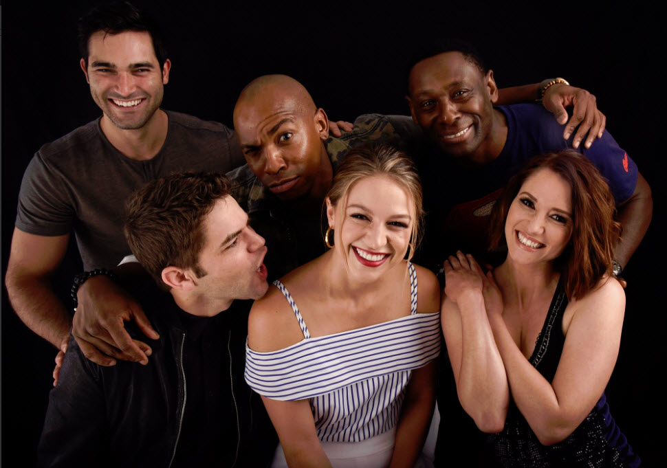 Supergirl Comic Box Commentary: SDCC 2016: Supergirl Show News