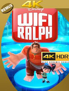 Wifi Ralph (2018)4K REMUX 2160p UHD [HDR] Latino [GoogleDrive]