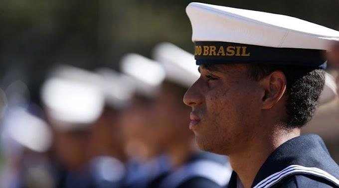 Marinha abre processo seletivo com quase 500 vagas
