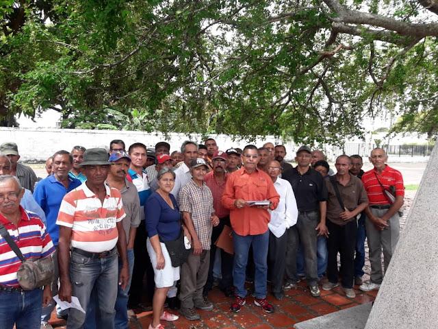 APURE: Ex funcionarios jubilados de la Policía crearon comisión para presentar problemática económica y  social.