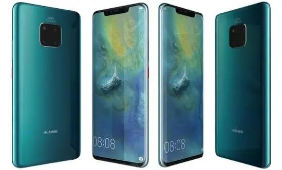 سعر ومواصفات Huawei Mate 20 pro-سعر جوال هواوي ميت 20 برو