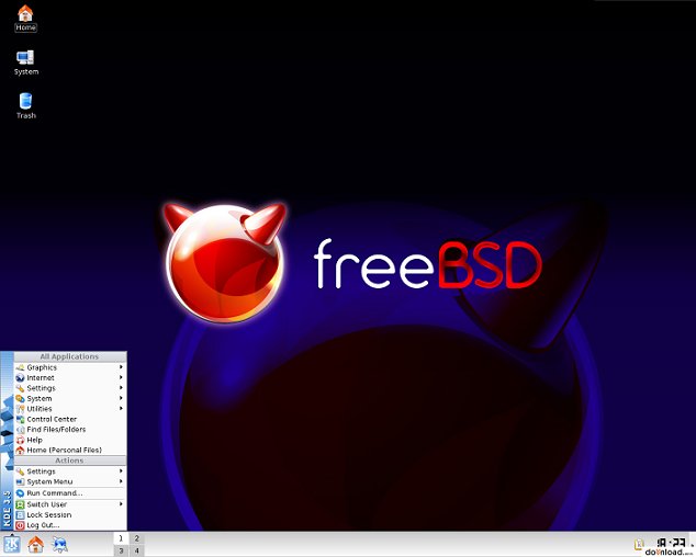 The Computer World Freebsd Operating System Free Download