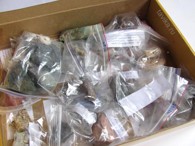 Как хранить коллекцию камней
