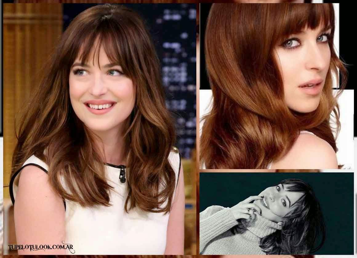 estilo pelo 2015 Dakota Johnson