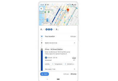 google maps new update, google maps new feature, how often google maps update