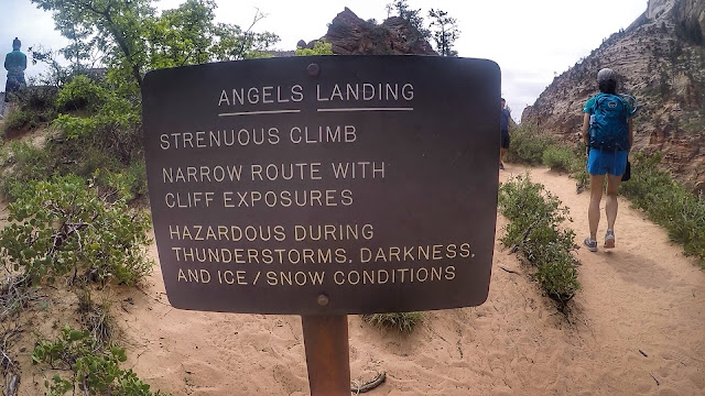 Scout Lookout Angel's Landing