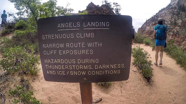 Scout Lookout Angel's Landing
