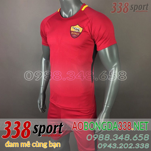 áo bóng đá asroma bã trầu mới nhất