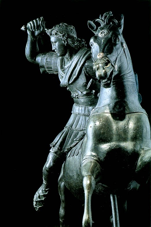 Μέγας Αλέξανδρος, «η συνωμοσία των παίδων»