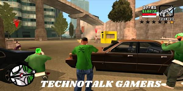GTA San Andreas Highly Compressed For PC