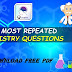 100 Most Repeated Chemistry Questions for SSC MTS | Previous Years Asked Chemistry Questions for Competitive Exam | chemistry notes for ssc pdf | chemistry notes for competitive exams pdf