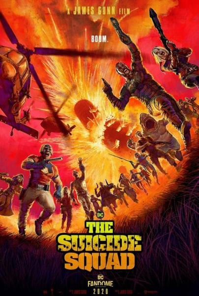 El Escuadrón Suicida (2021)