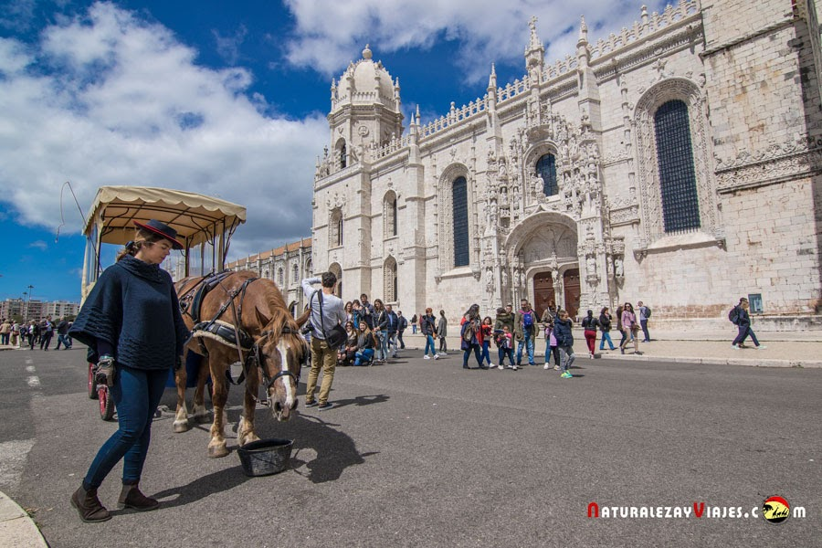 Monasterio Jeronimos, Lisboa