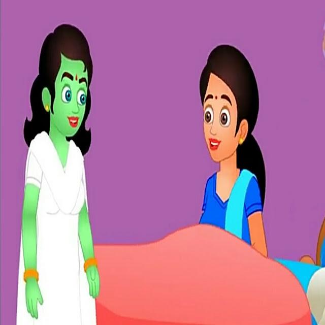 panchtantra ki kahaniya | sachhi dosthi (hindi kids story)