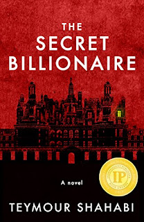 The Secret Billionaire - an award-winning young adult mystery by Teymour Shahabi - book promotion services