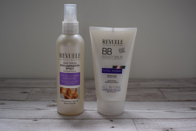Quest Personal Care Revuele hair care