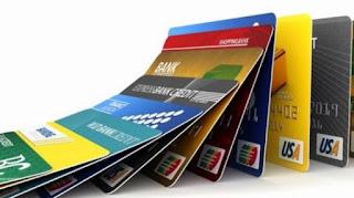Nilai kartu kredit bisnis