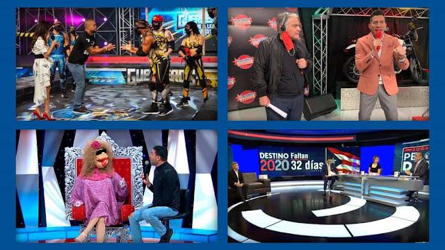 ratings 1ero octubre 2020 puerto rico