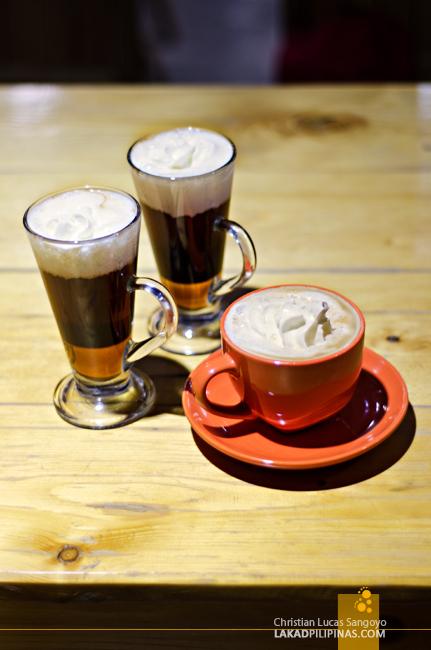 NYOrK Kapitan Pepe Cabanatuan Coffee