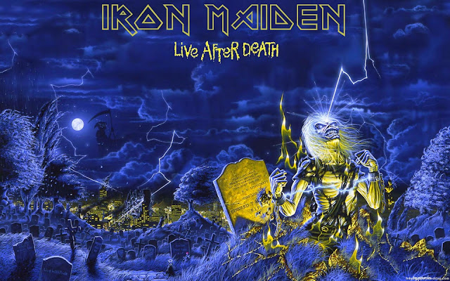 Live After Death - Iron Maiden (1985)