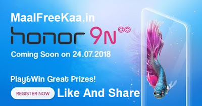 Free Honor 9N