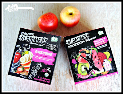 Superfood Fuel for Kids - Organic Slammers