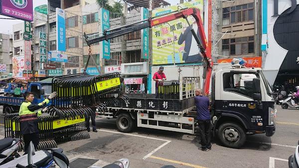 大甲媽遶境彰化市民生地下道 彰化警察局部署逾3百警力