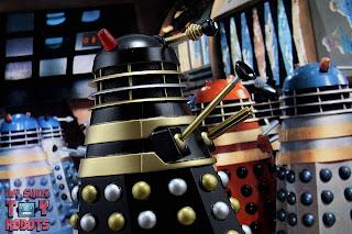 Custom Dr Who & the Daleks Black Dalek 11