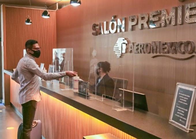 Aeroméxico reabre su Salón Premier en Mérida