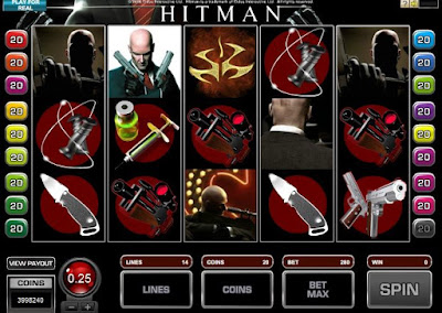 play hitman free slot