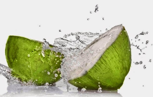 Sehat Dengan Air Kelapa