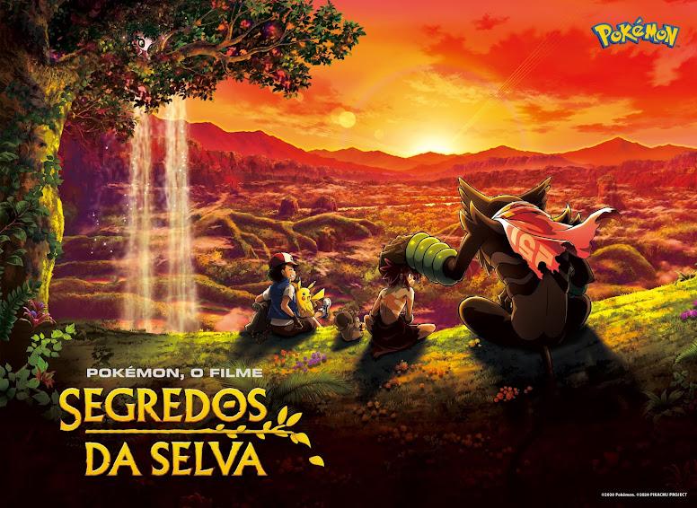 Pokémon o Filme Segredos da Selva