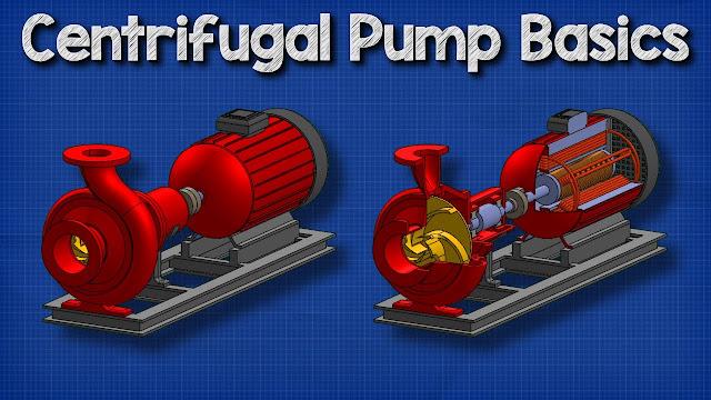 Centrifugal Pump Basics - How centrifugal pumps work working principle hvacr