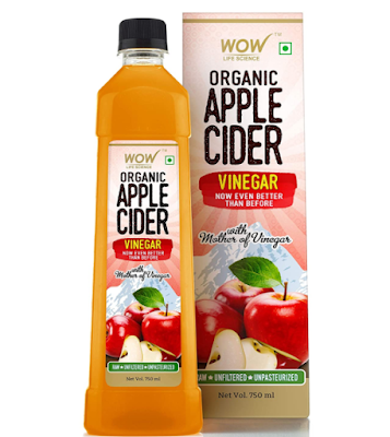 WOW Organic Apple Cider Vinegar