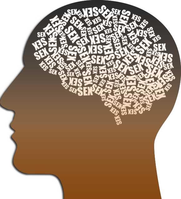 kecanduan sex dalam otak