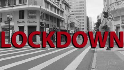 Prefeitura de Curitiba decreta Lockdown e fecha comércios não essenciais a partir de sábado