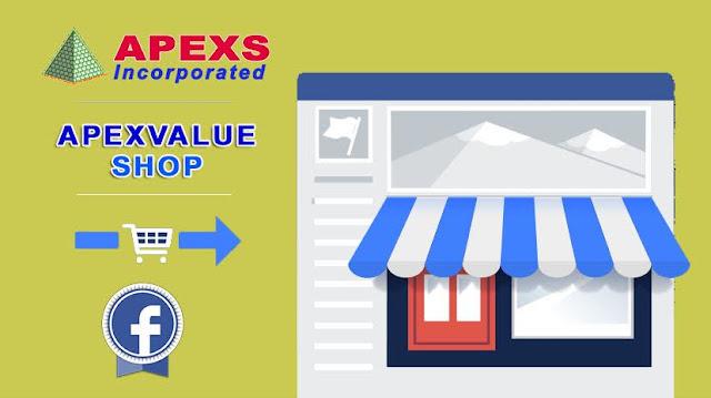 Read: APEXS launched Facebook shop apexvalue
