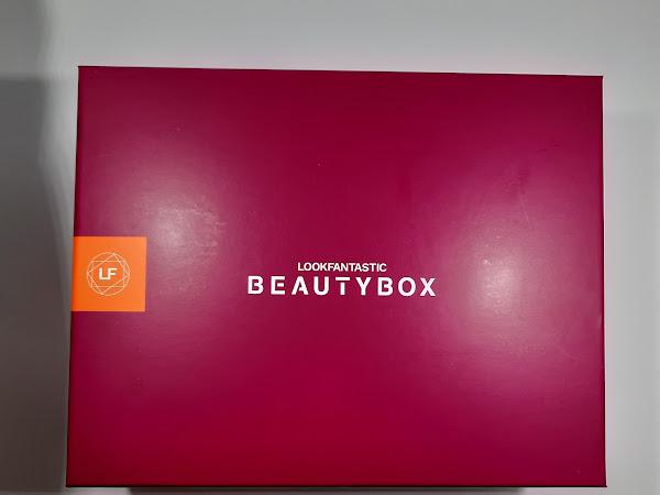 Look fantastic Beauty box marraskuu 2020