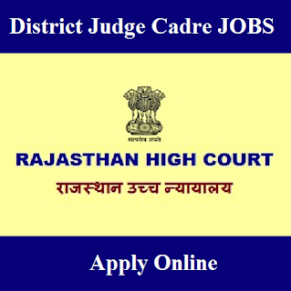 Rajasthan High Court, HCRAJ, Rajasthan, High Court, District Judge, Graduation, freejobalert, Sarkari Naukri, Latest Jobs, hcraj logo
