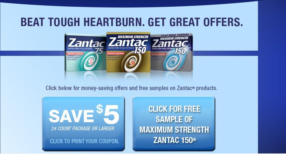 zantac $5 printable coupon