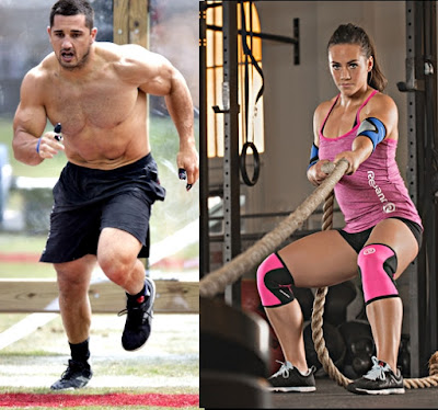 Crossfit cuerpo ejercicios rutina