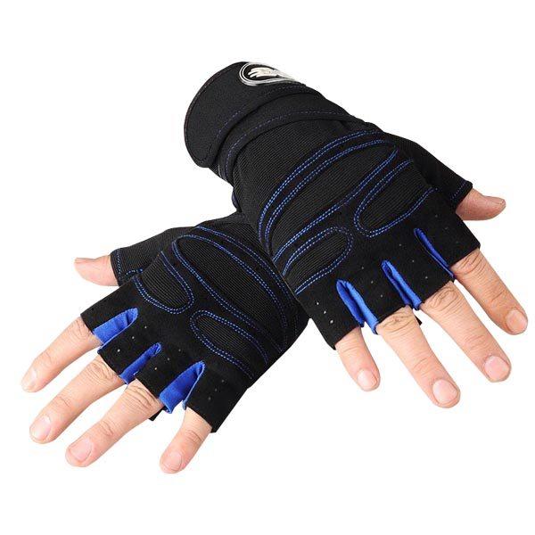Premium Gym Glove With Padding
