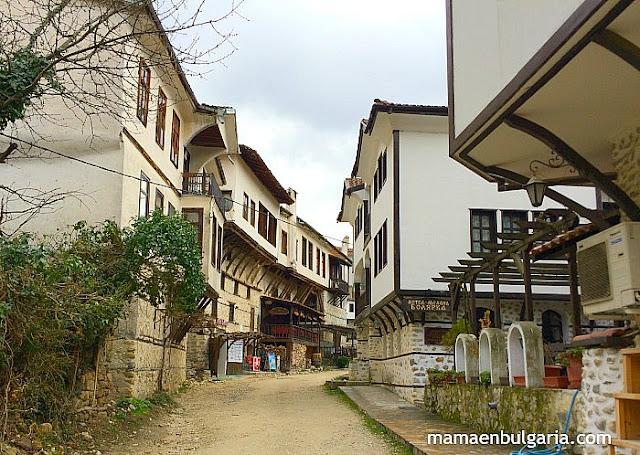 Casas del Renacimiento, Melnik, Bulgaria
